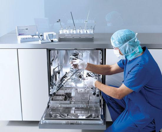 Masini de spalat/dezinfectat instrumentar medical