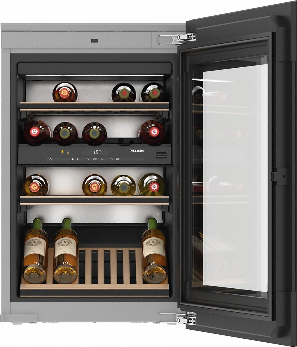 Unităţi de păstrare a vinurilor