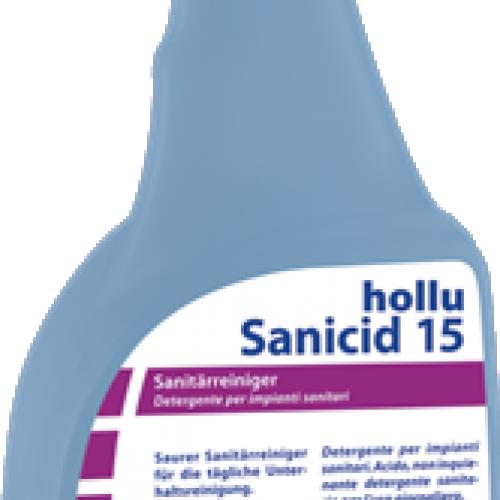 Detergenti Profesionali Solutie pentru indeprtarea calcarului