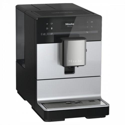 Cafetiere incorporabile si freestanding Espressor SILENCE CM 5510 SILVER METALLIC