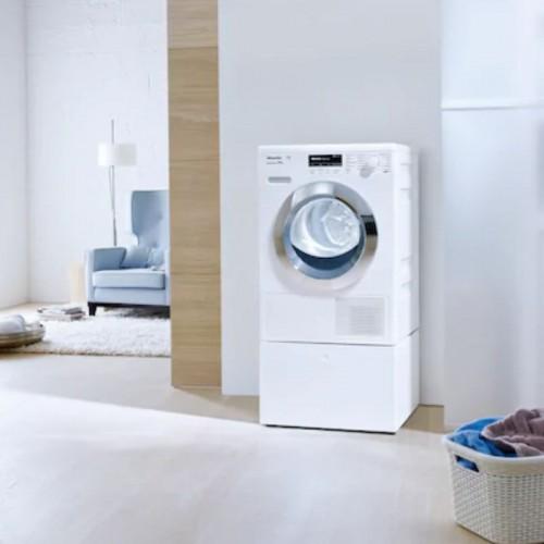 Accesorii pentru maşini de spălat, uscătoare şi sisteme de călcat Sertar integrat pentru accesorii WTS 510