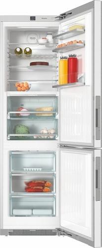 Combine frigorifice Combina frigorifica KFN 29683 D BRWS -alb