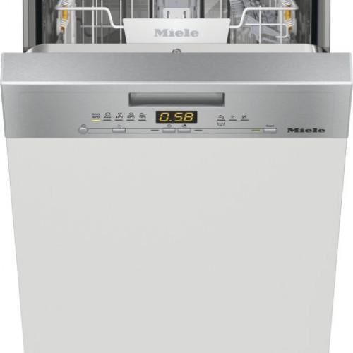 Maşini de spălat vase încorporate Mașina de spălat vase G 5430 SCI EDST/CLST