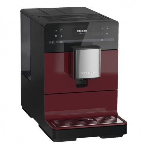 Cafetiere incorporabile si freestanding Espressor SILENCE CM 5310 Tayberry Red