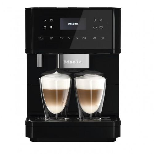 Cafetiere incorporabile si freestanding Espressor CM 6160 OBSW MilkPerfection
