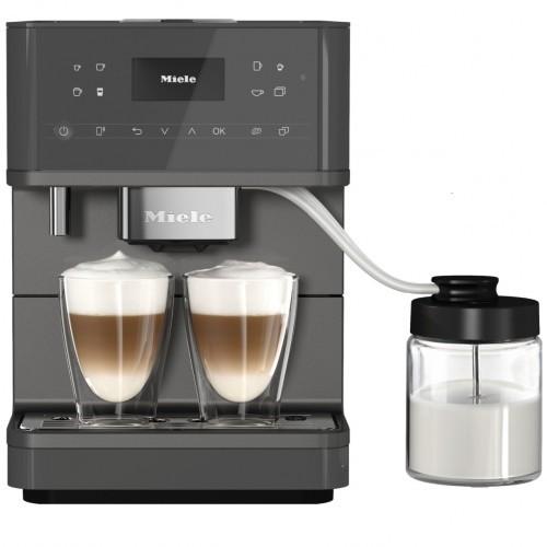 Cafetiere incorporabile si freestanding Espressor CM 6560 GRPF Gri