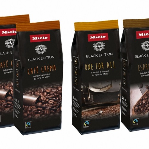 Promotii speciale Cafea Miele Black Edition One for All