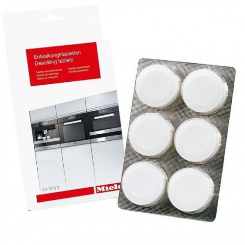 Produse intretinere cuptoare si plite Tablete pentru decalcifiere expresoare/cuptoare
