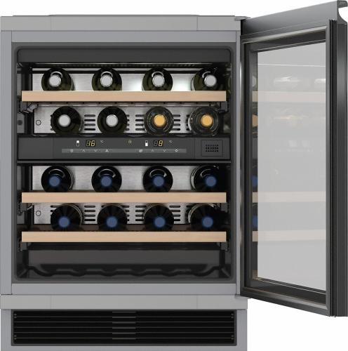 Unităţi de păstrare a vinurilor KWT 6321 UG