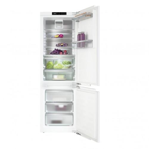 Combine frigorifice KFN 7774 D Combină frigorifică integrată