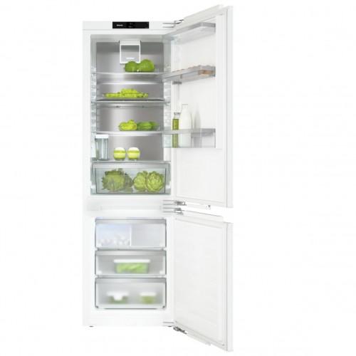 Combine frigorifice KFN 7785 D Combină frigorifică integrată