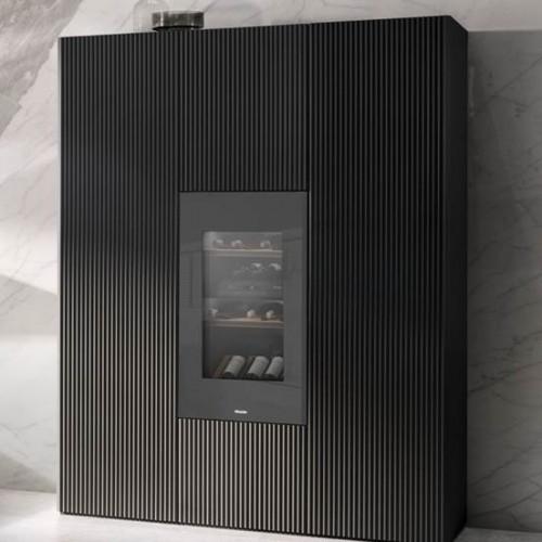 Unităţi de păstrare a vinurilor Frigider vin KWT 6422 iG  Graphite Grey