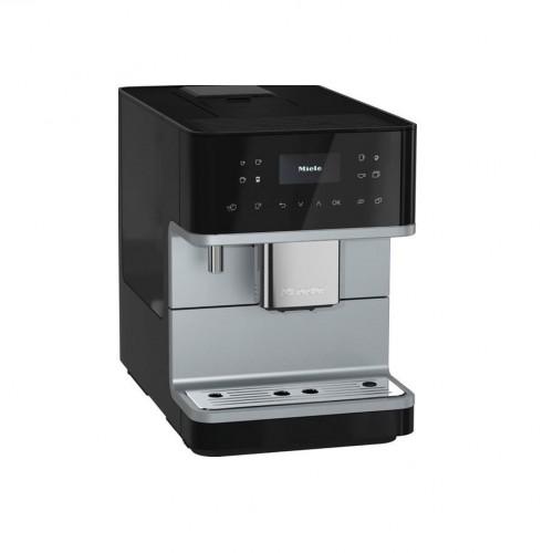 Cafetiere incorporabile si freestanding CM 6160 Silver Edition - editie limitata