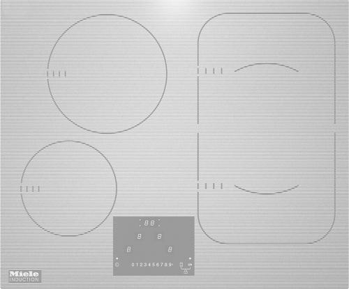 Plite inductie Plita cu inductie KM 6324-1 White