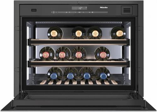 Unităţi de păstrare a vinurilor KWT 6112 iG