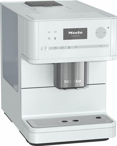 Espressoare de sine stătătoare Espressor neincorporabil CM 6150 alb