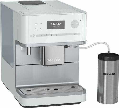 Espressoare de sine stătătoare Espressor neincorporabil CM 6350 alb