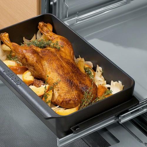 Accesorii pentru copt şi gătit cu aburi Tava de copt adanca Gourmet HUB 62-22