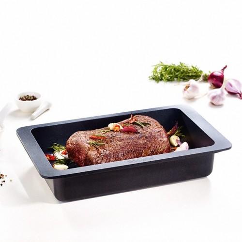 Accesorii pentru copt şi gătit cu aburi Tava de copt adanca Gourmet HUB 5000 M