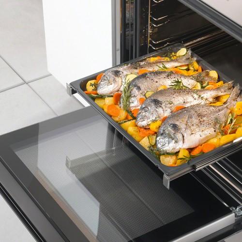 Accesorii pentru copt şi gătit cu aburi  Tava universala cuptor HUBB 51