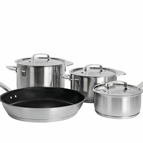 Accesorii pentru copt şi gătit cu aburi Set oale gatit KMTS 5704-1