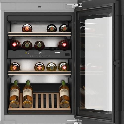 Unităţi de păstrare a vinurilor Frigider vin Miele KWT 6422 iG