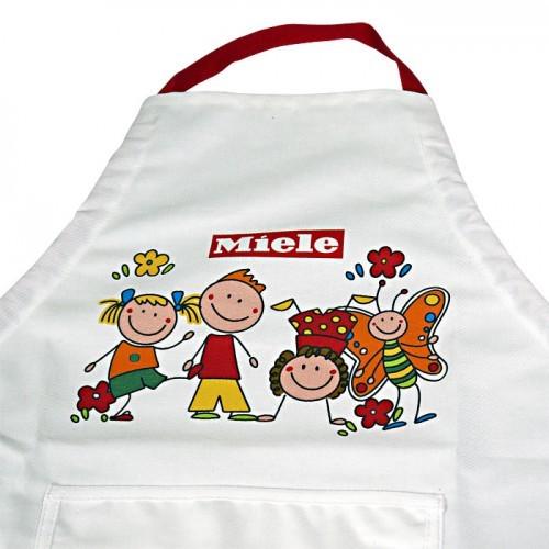 MIELE GIFT SHOP Sort de bucatarie pentru copii cu inscriptie Miele