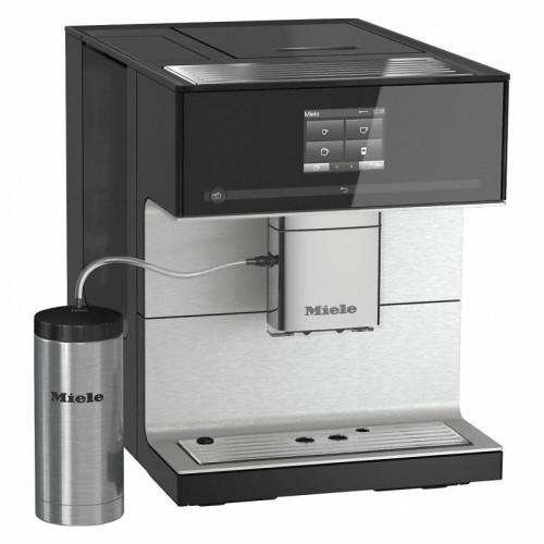 Cafetiere incorporabile si freestanding Espressor CM 7350 Obsidian Black