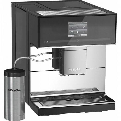 Cafetiere incorporabile si freestanding Espressor CM 7550 Obsidian Black