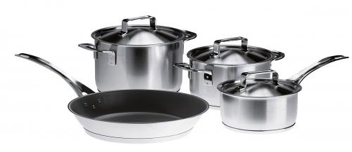 Accesorii pentru copt şi gătit cu aburi Set oale gatit KMTS 5704
