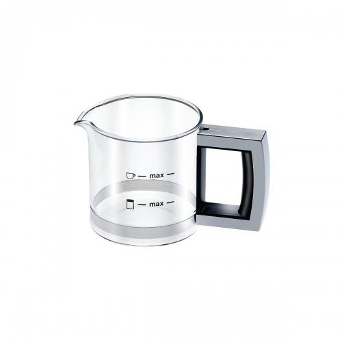 Accesorii pentru espressoare Cana de sticla Cappucinatore