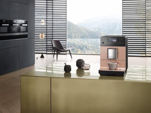 Cafetiere incorporabile si freestanding Espressor neincorporabil CM 5500 Rosé Gold Pearl