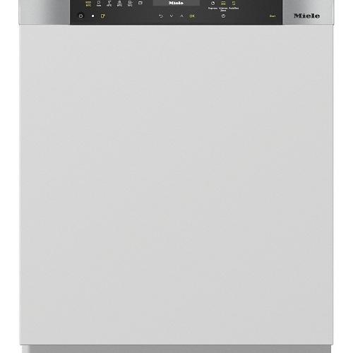 Maşini de spălat vase încorporate G 7310 SCi AutoDos inox