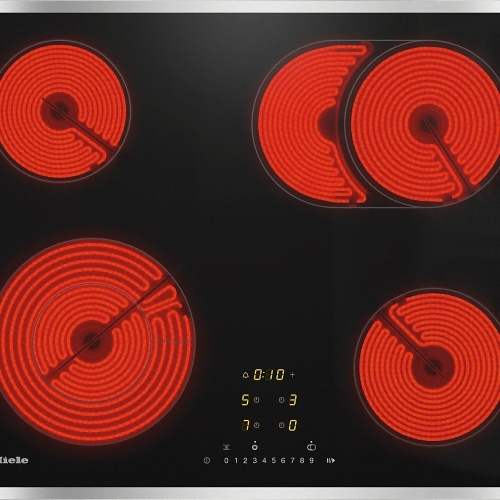 Plite electrice vitroceramice KM 6540 FR